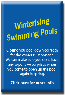 Services-Pool Winterising